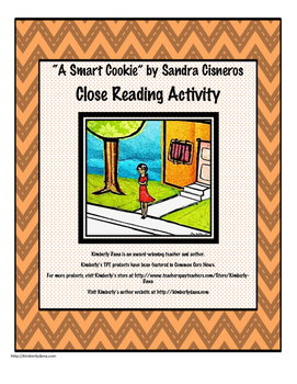 A Smart Cookie - Close Reading