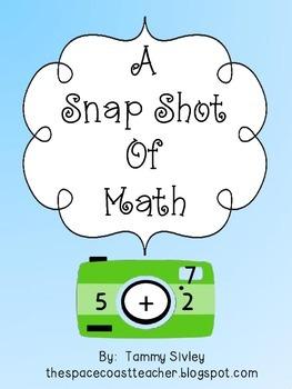 A Snap Shot Math Center