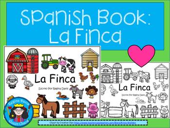 A+ Spanish Easy Reader...La Finca