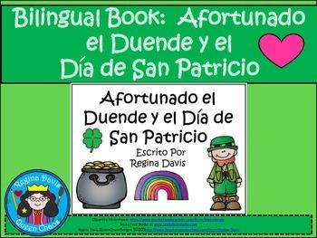 A+ Bilingual Spanish Easy Reader...Afortunado el Duende y