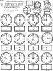 A+ Leprechaun Analog Clock & Digital Clock Work (Hour & Ha