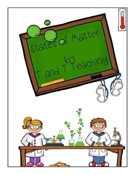 A States of Matter Book Study