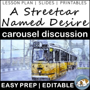 A Streetcar Named Desire Pre-reading Carousel Discussion