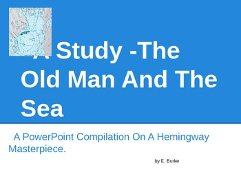A Study-The Old Man And The Sea
