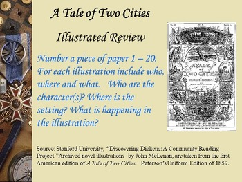 A Tale of Two Cities Illustrated Review