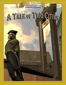 A Tale of Two Cities RL5-6 ePub with Audio Narration