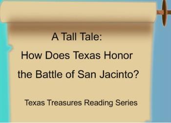 A Tall Tale: How Does Texas Honor the Battle of San Jacinto