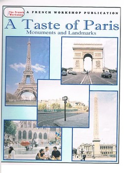 A Taste of Paris Monuments and Landmarks