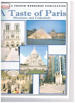 A Taste of Paris Museums and Cathedrals