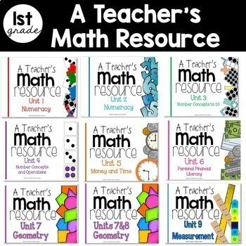 A Teacher's Math Resource The Bundle