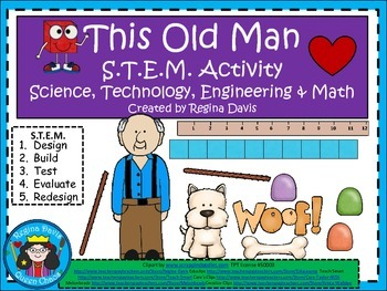 STEM Science, Technology, Engineering & Math: This Old Man Rhyme