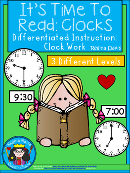 A+ Time To Read Analog Clock & Digital Clock Work (Hour &