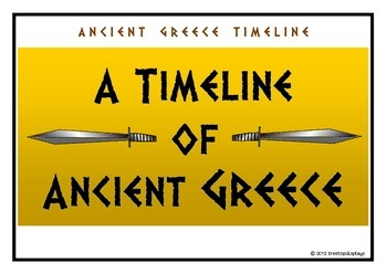 A Timeline of Ancient Greece