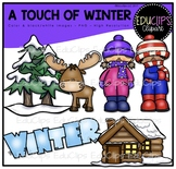A Touch Of Winter Clip Art Bundle