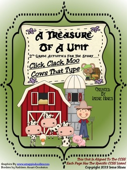 Treasures ~ A Treasure Of A Unit For 2nd Grade: Click, Cla
