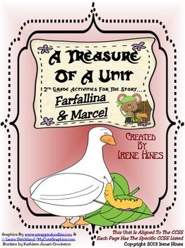Treasures ~ A Treasure Of A Unit For 2nd Grade: Farfallina
