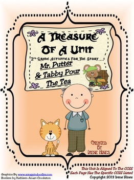 Treasures ~ A Treasure Of A Unit For 2nd Grade:Mr. Putter