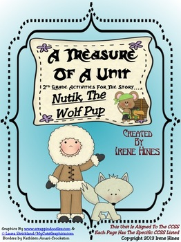 Treasures ~ A Treasure Of A Unit For 2nd Grade: Nutik, The