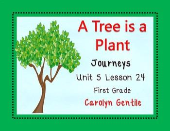 A Tree is a Plant Journeys Unit 5 Lesson 24 2014 Version 1
