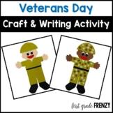 Veteran's  Day Craftivity