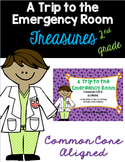A Trip to the Emergency Room:Treasures 2nd Grade:Common Co
