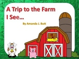 A Trip to the Farm - Interactive; Special Needs; Autism; C