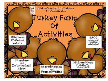 Turkey Farm of Activities - Kiddos Connect All-Year to Kin