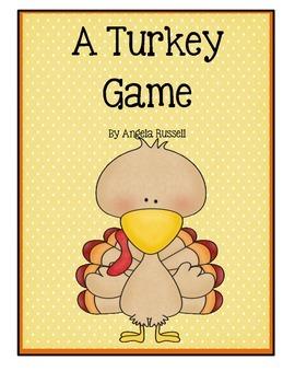 Thanksgiving ~ A Turkey Game
