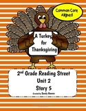 A Turkey for Thanksgiving Reading Street 2nd Grade Common Core