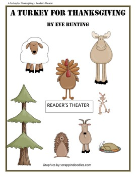 A Turkey for Thanksgiving by Eve Bunting - Reader's Theate
