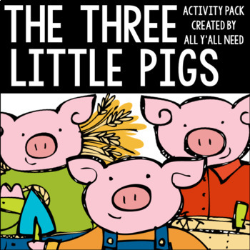 A Unit Inspired by The Three Little Pigs