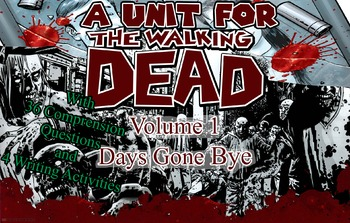 A Unit for the comic The Walking Dead Volume One: Days Gone Bye