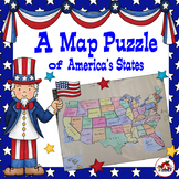 A United States Map Puzzle