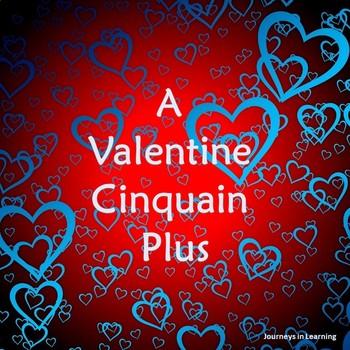 A Valentine Cinquain Plus