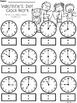 A+ Valentine's Day Analog Clock & Digital Clock Work (Hour