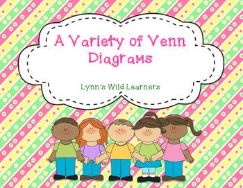 A Variety of Venn Diagrams