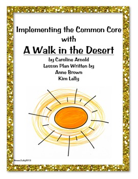 A Walk In The Desert: Implementing the Common Core