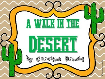 A Walk in the Desert POSTERS