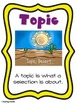 """""""A Walk in the Desert"""" (resources for Reading Street)"""