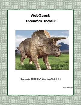 Triceratops-Webquest