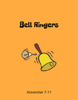 A Week of New Bell Ringers