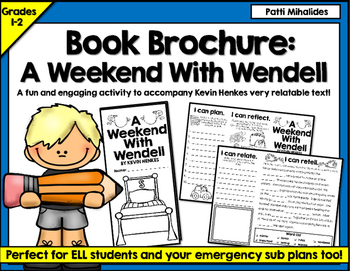 A Weekend With Wendell by Kevin Henkes: A book brochure/mi