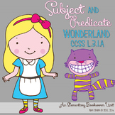 Subjects and Predicates {A Wonderland of Resources}