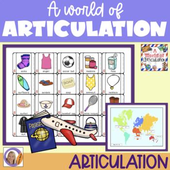 Articulation Game: A World of Articulation