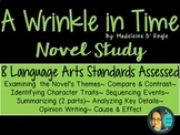 A Wrinkle in Time Novel Study and Creative Writing