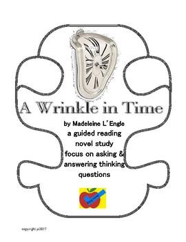 A Wrinkle in Time Movie Worksheet