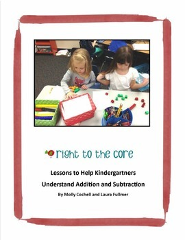 A Year Full of Kindergarten Lessons for Understanding Addi