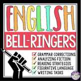 BELL RINGERS FOR ENGLISH
