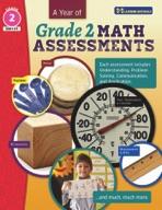 A Year of Canadian Grade 2 Math Assessment