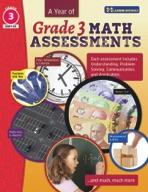 A Year of Canadian Grade 3 Math Assessment (enhanced ebook)